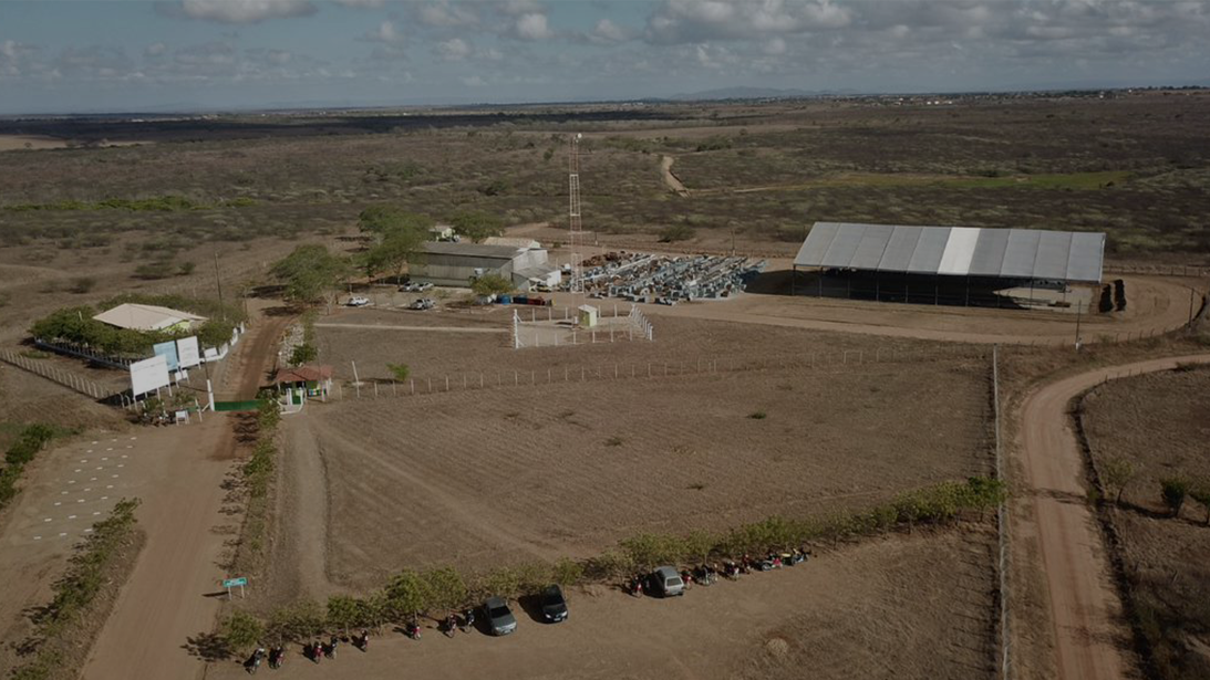GOVERNOR RENAN FILHO MEET MINERAÇÃO VALE VERDE CONSTRUCTION WORKS IN CRAÍBAS